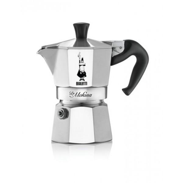 La Mokina Espressokocher für 1 Tasse