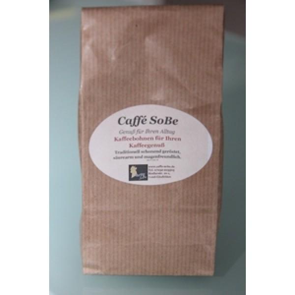 Caffe SoBe 150 g traditionelle Kaffeebohnen