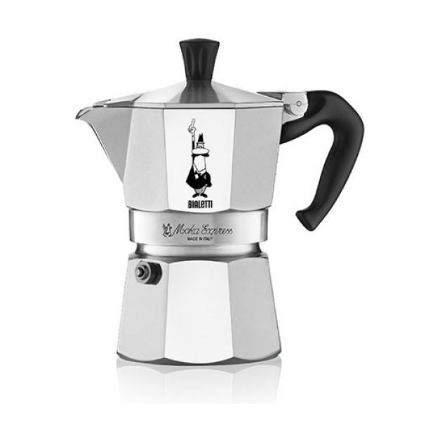 Bialetti Espressokocher 18 Tassen