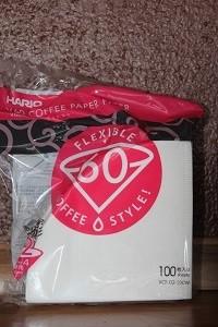 Hario Papierfilter weis V02